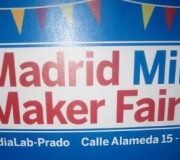 Crónica multimedia de la primera Mini Maker Faire Madrid