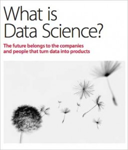 What is Data Science? O´Reilly Media