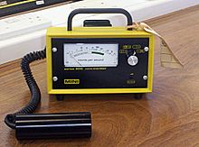 Geiger Counter.