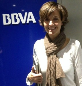 Elena Alfaro, Jefa de Big Data, BBVA